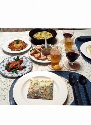 我が家の晩飯1