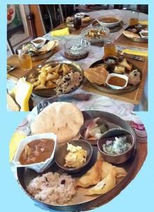 南インド料理1
